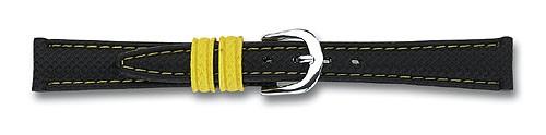 Kinderband, schwarz-gelb 0455