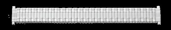 Edelstahlzugband mit Teleskop-Anstoß 0174