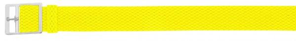 Perlon-Band gelb 0594