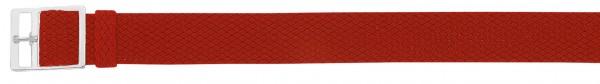 Perlon-Band rot 0598