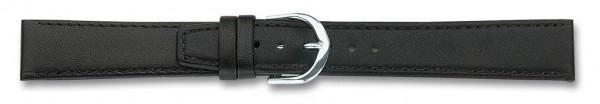 Lederband Schwarz XL 0116