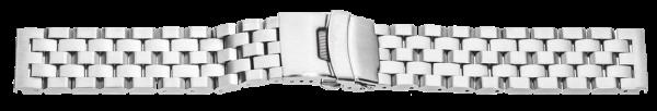 Edelstahlverschlussband massiv B164