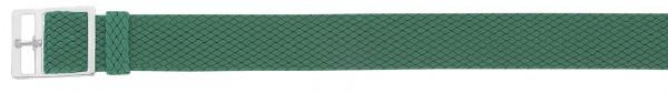 Perlon-Band grün 0597