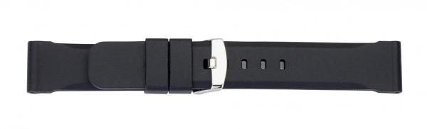 Silikon-Band schwarz 0550