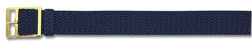 Perlon-Band blau 0518
