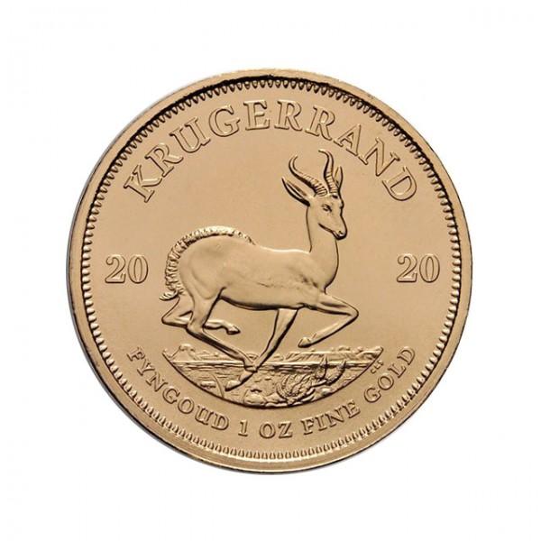 1 oz Krügerrand Goldmünze - Südafrika