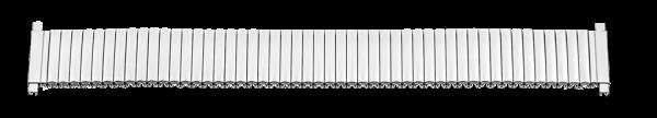 Edelstahlzugband mit Teleskop-Anstoß 0173
