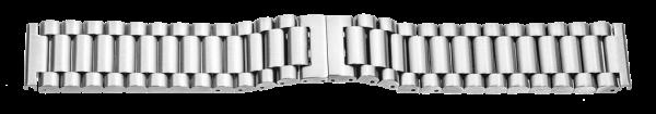 Edelstahlverschlussband massiv B165
