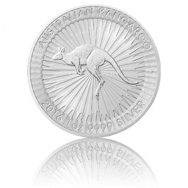 Silber Känguru 1 Unze - differenzbesteuert