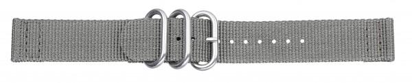 Zulu-Band grau 0419