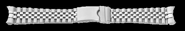 Edelstahlverschlussband massiv bicolor 0167