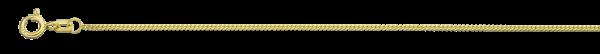 Panzerkette diamantiert 1,4mm 585/-